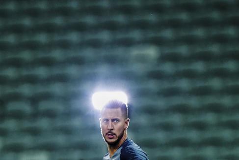 Hazard, el fichaje más caro de la historia del Real Madrid