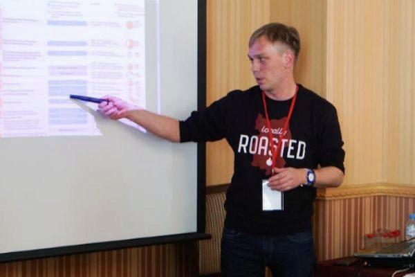 El periodista Ivan Golunov.