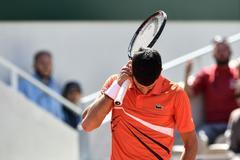 Las duras críticas de Djokovic a la organización tras la derrota ante Thiem