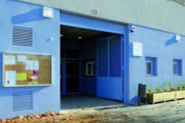 Escuela Ramon Casas, en Sants