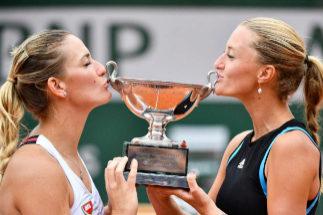 Mladenovic, pareja de Thiem, gana el dobles