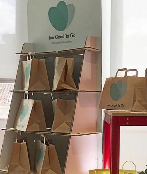 Tecnología para luchar contra el desperdicio alimentario