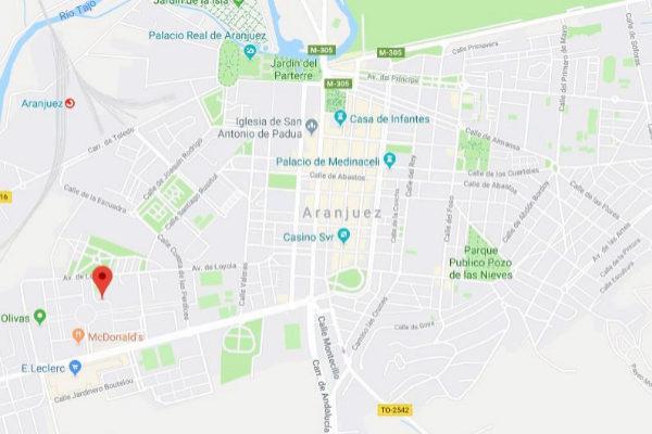 Detenido en Aranjuez por matar con un arma de fuego a una cuñada y herir a otra y a su suegra