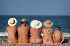 Las mejores playas nudistas, y muchas de ellas poco concurridas, de Europa
