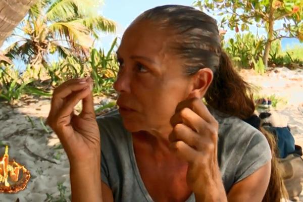 Supervivientes: Isabel Pantoja confiesa el mayor de sus secretos
