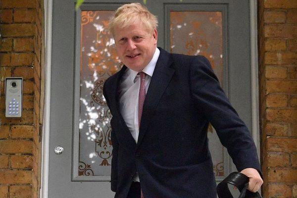 Boris Johnson, el favorito para liderar el partido conservador.