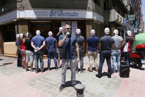 El día más amargo de Cid: Policía y Ayuntamiento contra su gestión