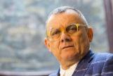 Horacio Castellanos Moya, en Madrid.
