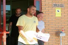 Carlos Aranda sale de la cárcel el 31 de mayo tras pagar la fianza.