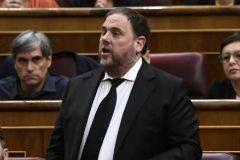 Se opone a que Oriol Junqueras sea eurodiputado porque obligaría a paralizar la sentencia del 'procés'