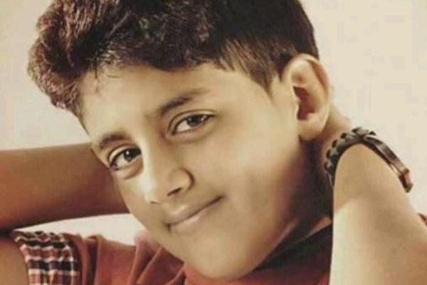 Murtaja Qureiris fue detenido cuando sólo tenía 13 años.