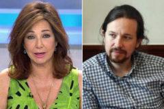 La 'guerra' de Ana Rosa Quintana contra Pablo Iglesias