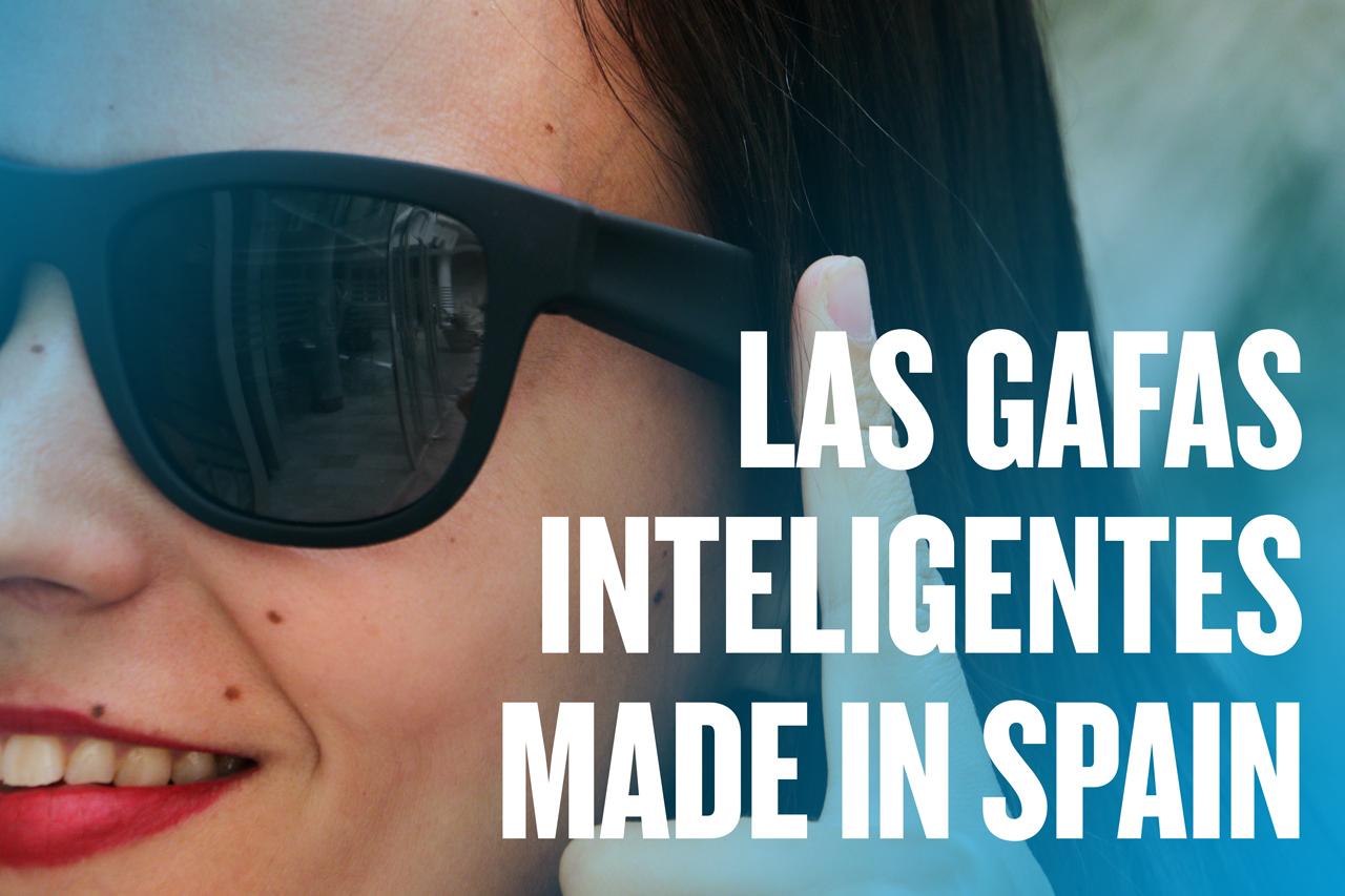 Las gafas de sol inteligentes 'made in Spain' para escuchar música y llamar