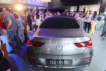 Mercedes-Benz Valencia presenta el nuevo CLA Coupé