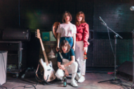 El grupo de música Cariño