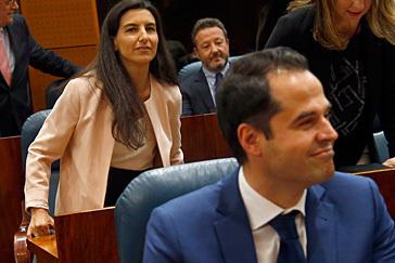 Vox asegura tener firmado con el PP entrar en el gobierno de Madrid