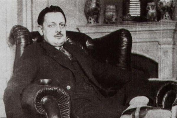 Giuseppe Tomasi di Lampedusa, autor de 'El Gatopardo'.