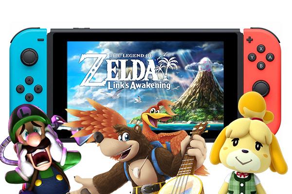 Nintendo prepara una secuela de Zelda: Breath of the Wild y pone fecha a Animal Crossing: New Horizons