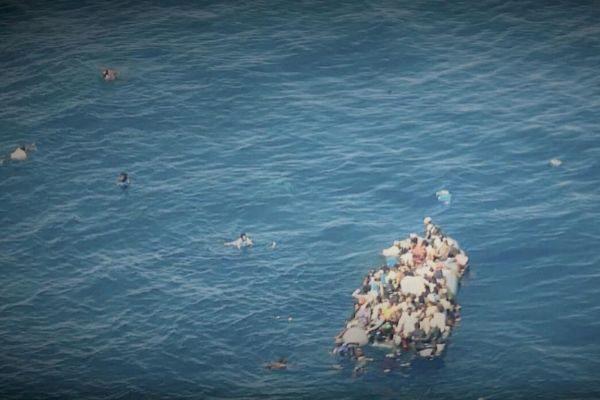 GRAF3992. ROMA.- Fotografía facilitada por la ONG alemana Sea Watch...