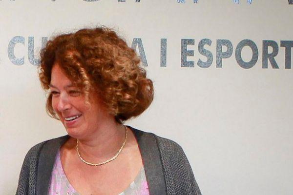 La directora general de Universidad, Josefina Bueno.