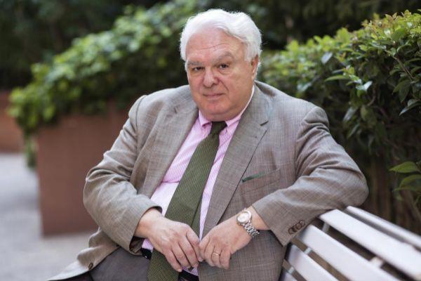 El ya destituido cónsul en Edimburgo, Miguel Ángel Vecino.