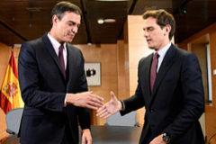 No investirán a Sánchez, pero Casado propone pactos de Estado con el PSOE