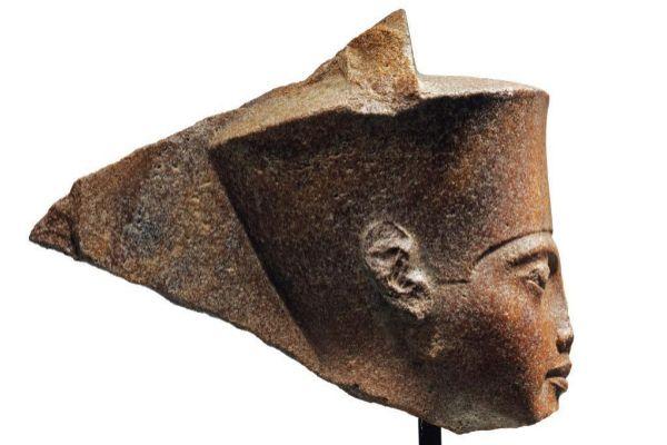 El Tutankamon de Christie's.
