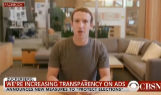 El vídeo manipulado por inteligencia artificial que Mark Zuckerberg no censurará