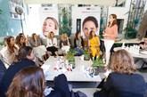 Durante el encuentro las expertas de <strong>&apos;HD Cosmetic Efficiency&apos;...