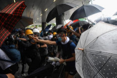 Hong Kong redobla la represión