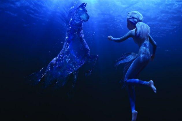 Un espíritu mágico sorprende a Elsa en el nuevo tráiler de Frozen 2, que revela nuevos detalles de una película que ya tiene fecha de estreno