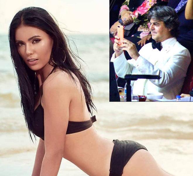 La exótica y joven filipina a la que Jorge Moragas ha hecho miss