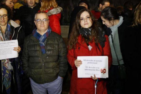 El TSJIB quiere juzgar al juez Florit por incautar móviles a periodistas