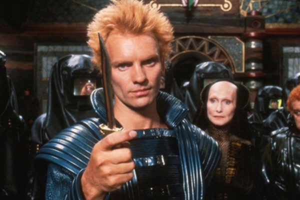 Sting, en la película 'Dune' de David Lynch.