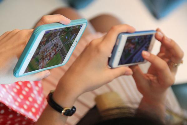 Los videojuegos acapararon el 33% de las descargas en móviles del mundo