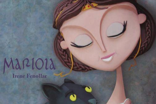 Fragment de la portada de 'Mariola'.