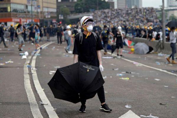 Los ciudadanos de Hong Kong han vuelto a desafiar a China.