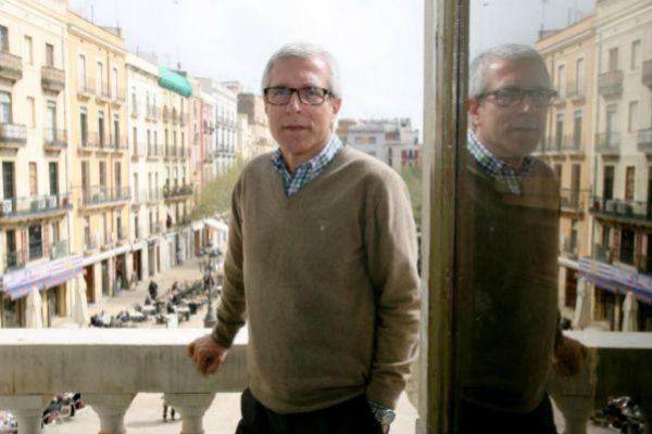 El aún alcalde de Tarragona, Josep Fèlix Ballesteros.