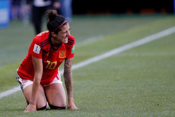 GRAFCVA5534. VALENCIENNES.- La jugadora de la selección española...