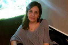 Carmen Rosa Galán, presidenta de la asociación de afectados por el valproato.