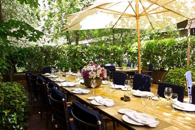 9 Restaurantes Con Terraza Para Ir Con Niños En Madrid