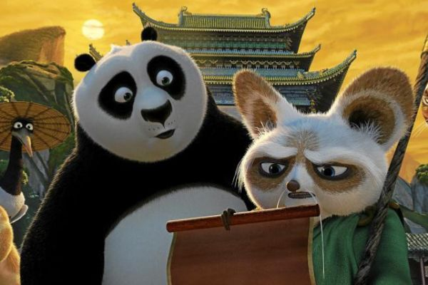 'Kung Fu Panda 2', dirigida por  Jennifer Yuh Nelson.