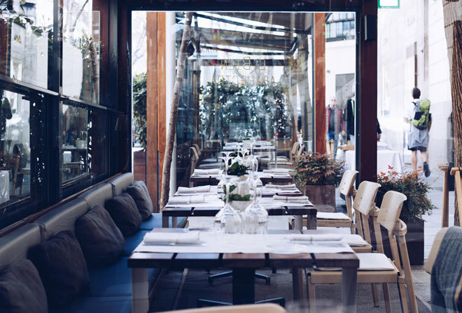 Restaurantes Con Terraza 15 Novedades Madrileñas Para Comer