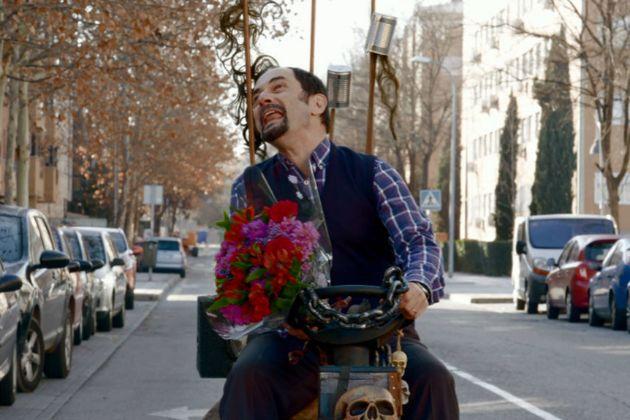 Antonio Recio (Jordi Sánchez) en La que se avecina, comedia de Telecinco de la que ha dicho que no va a marcharse
