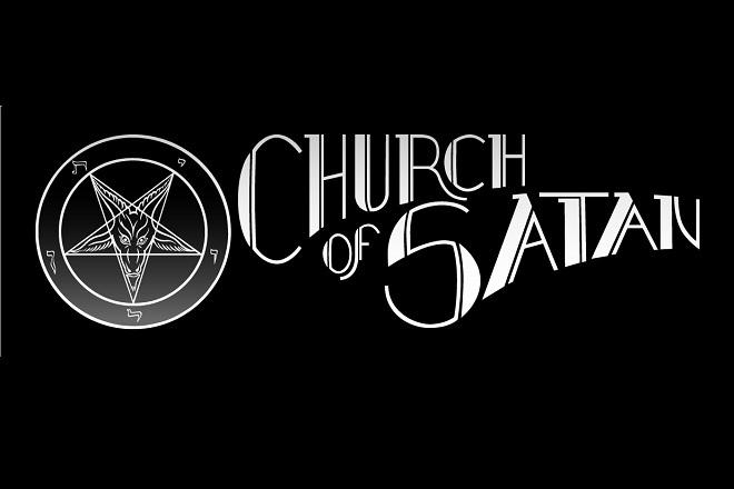 Logo de la Iglesia de Satán.