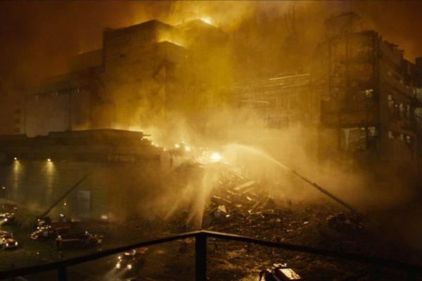 Fotograma de la recién estrenada serie de televisión 'Chernobyl', de la cadena HBO.