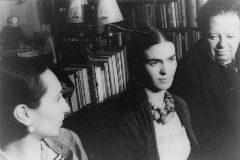 México pone voz a Frida Kahlo