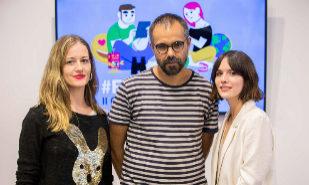 Nagore Suarez, Alberto García Salido y Sara Bamba, premiados en la...