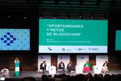 La capital del 'blockchain' en Europa