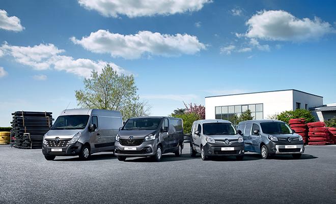 Llega a Valencia la caravana de vehículos adaptados de Renault